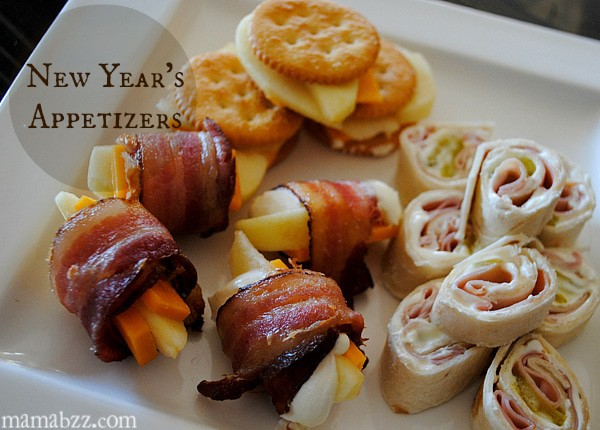 New Year's Easy Appetizers from MamaBuzz