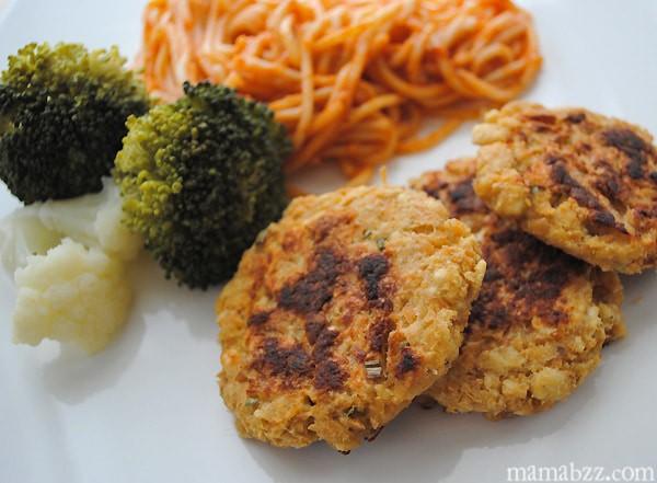 Salmon Patties Recipe - Adventures of Mel