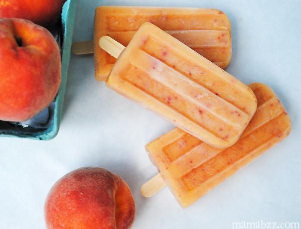 Fresh Fruit Popsicles