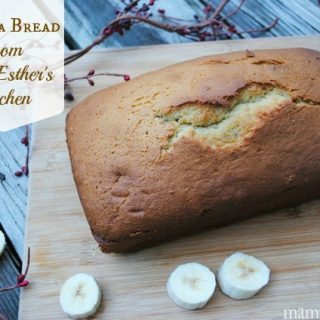 Banana Bread from Miss Esther's Kitchen