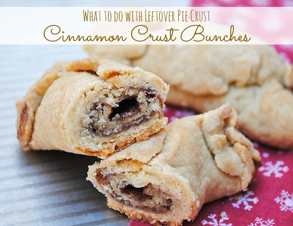Cinnamon Crust Bunches Recipe {mamabzz.com}