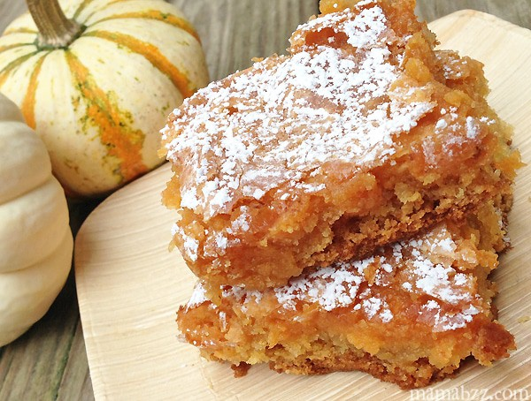 ... . But I give you…. the recipe for Pumpkin Gooey Butter Cake. Enjoy