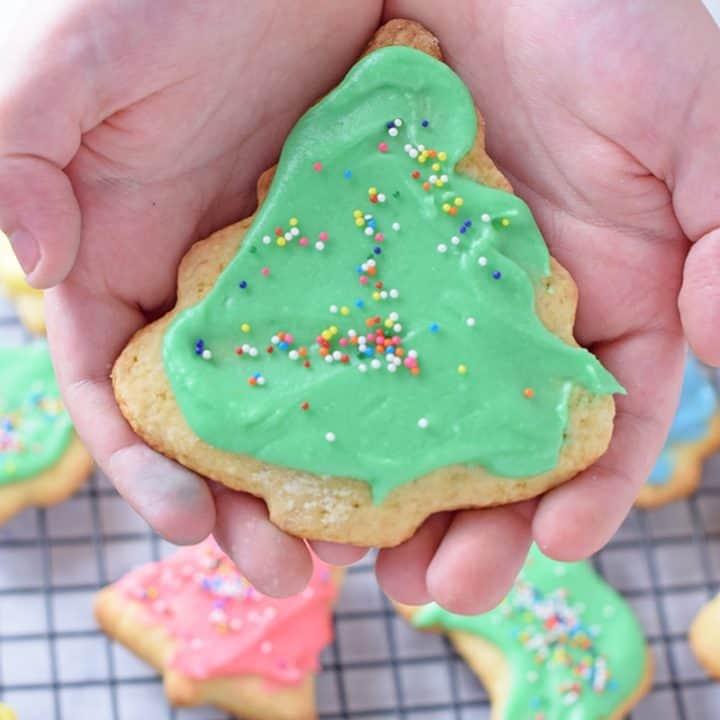 Mom's Cut Out Sugar Cookie Recipe