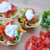 taco bites appetizer