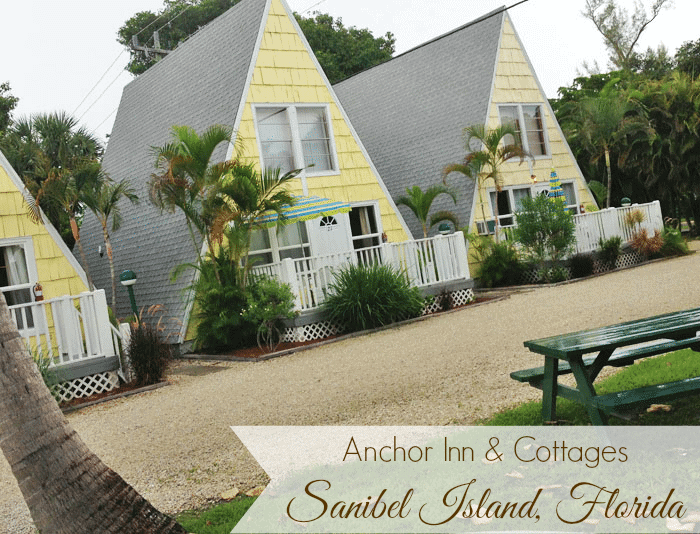 Anchor Inn and Cottages Sanibel Island Florida Travel Review by MamaBuzz