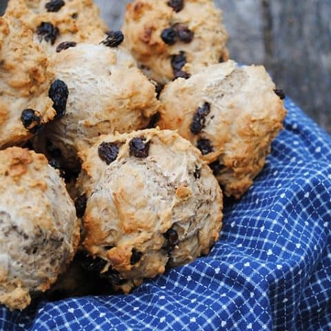Irish Soda Bread Cinnamon Scones