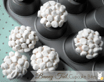 Bunny Tail Cupcake Bites Recipe from MamaBuzz