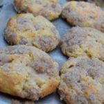 Caramel Pear Crumble Muffins Recipe