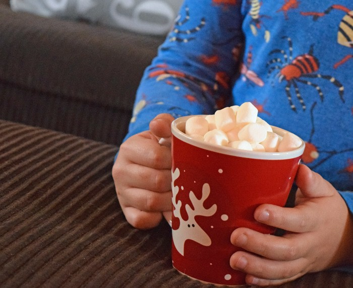 Hot Chocolate Tradition {MamaBuzz - mamabzz.com} #EveryDayCare