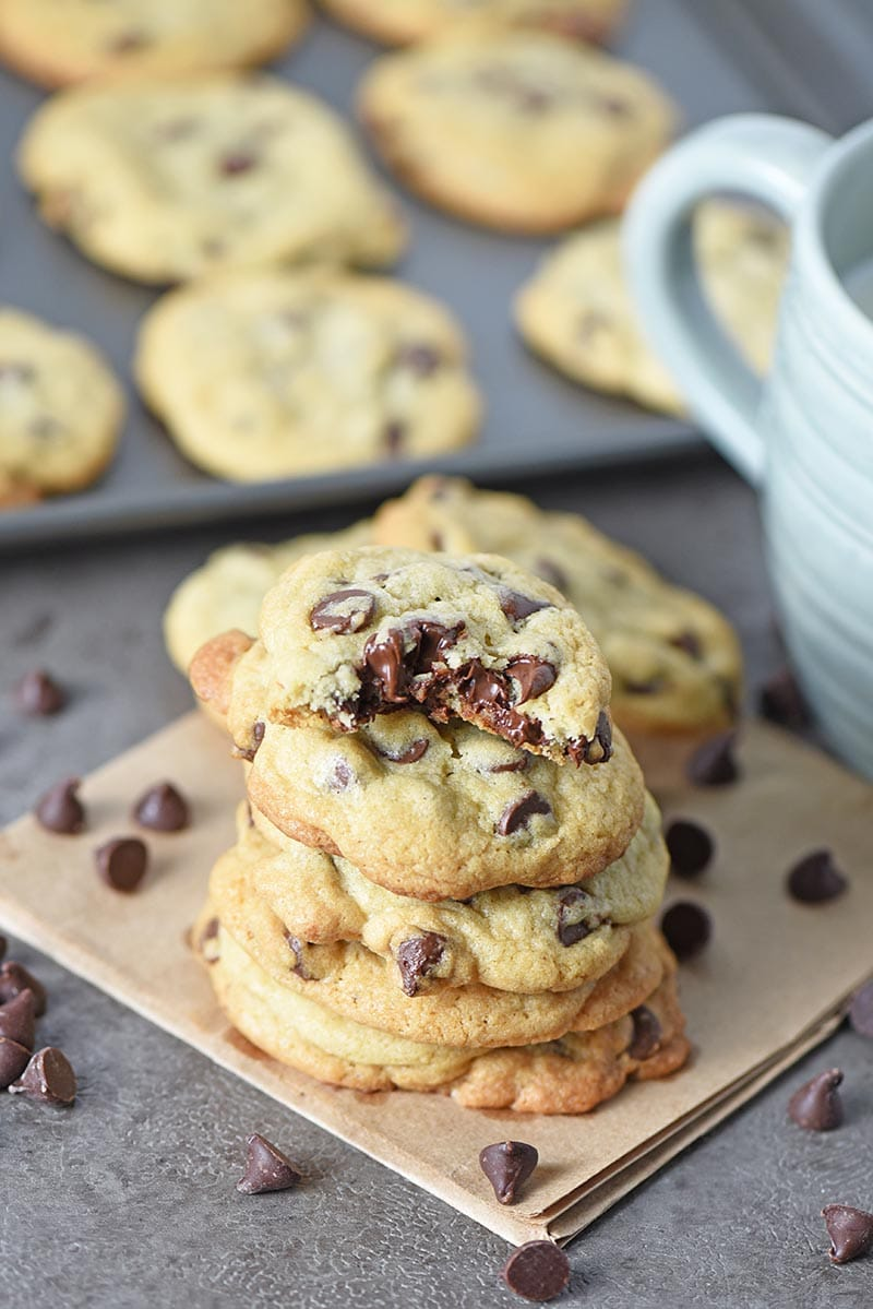 how to make chewy chocolate chip cookies with crisco