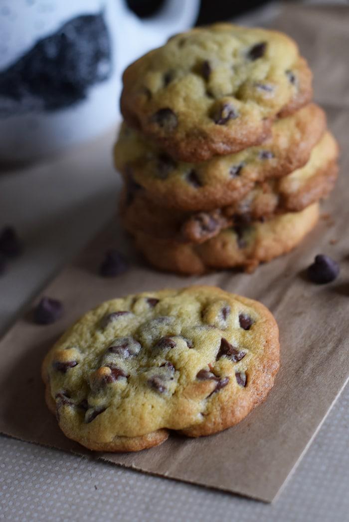 Best Chocolate Chip Cookies Ever - Adventures of Mel