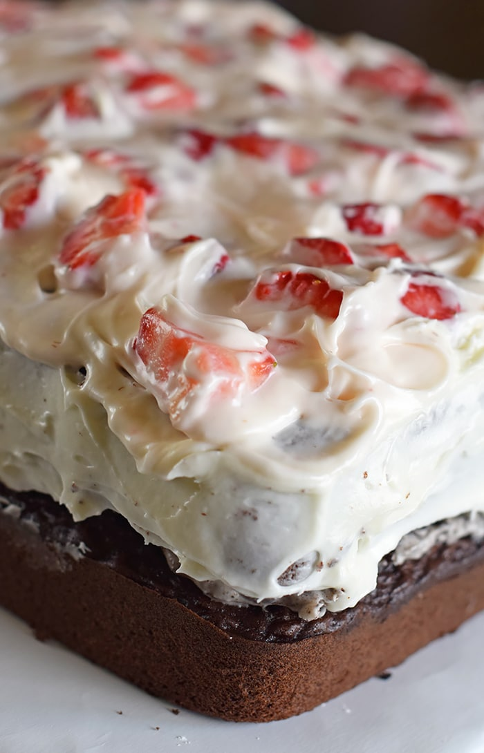 Strawberry Cream Cheese Frosting Recipes — Dishmaps