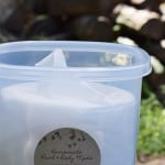 Homemade Hand and Body Wipes for Camping