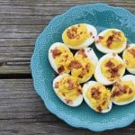 Bacon Ranch Deviled Eggs Recipe