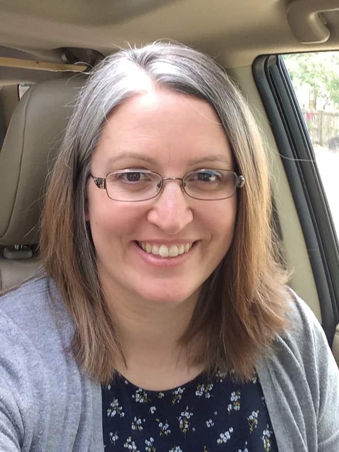 """Encouragement for anyone who might be considering or going thru the same """"grow out the gray"""" process… My experience, my struggles, and why I chose to let the gray do its thing. Silver hair, here I come!"""