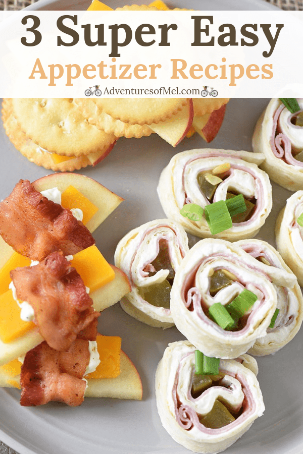 easy appetizer recipes anyone can make