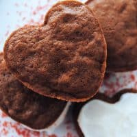 Chocolate sandwich cookies are a favorite family recipe passed down from generation to generation. Whether you call them sandwich cookies or whoopie pies, Heart Shaped Chocolate Whoopie Pies really do make a yummy Valentine's Day treat.