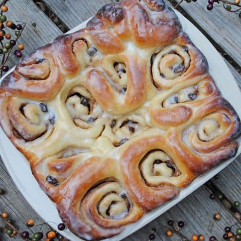 The Best Most Scrumptious Cinnamon Rolls Recipe Ever