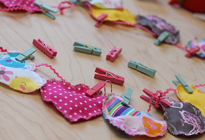 sewing valentine craft ideas s day garland and easy sewing project 5397