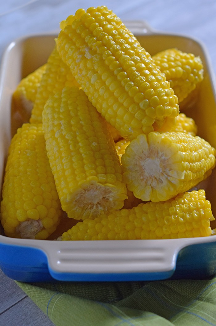 How to make the most delicious Instant Pot corn on the cob. One of my favorite side dish recipes for a timeless food.
