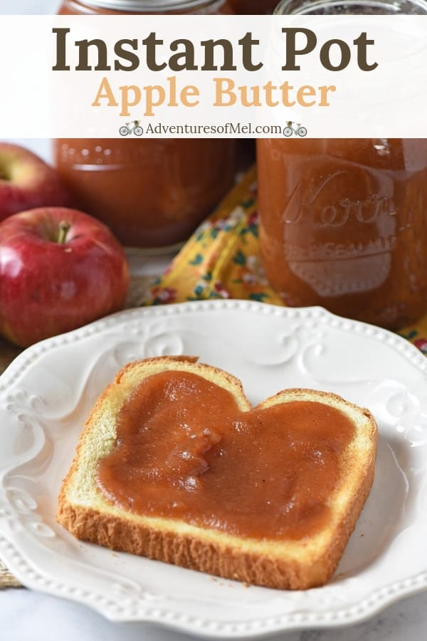homemade recipe for apple butter