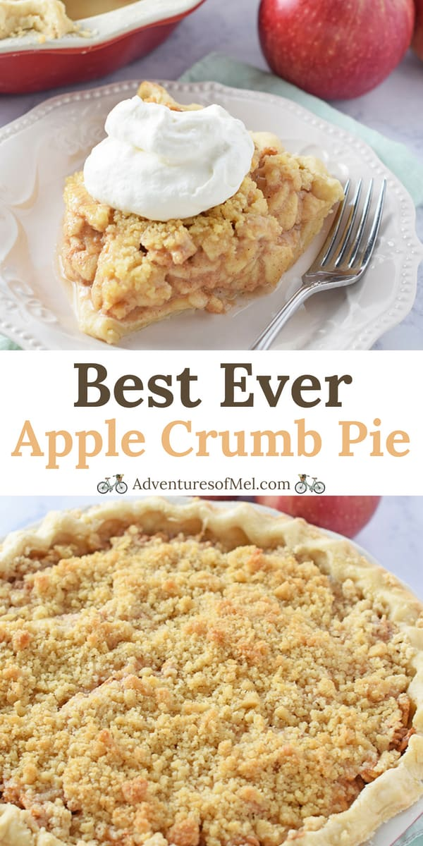 Dutch apple pie with crumb topping recipe