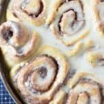 Easy Biscuit Cinnamon Rolls