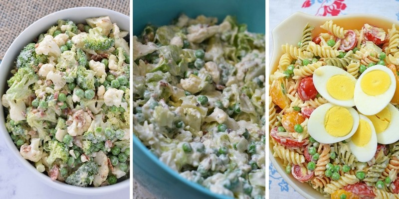 More colorful salads you can eat for dinner ideas