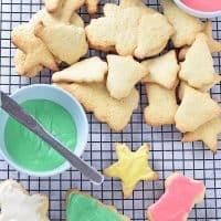 Easy Sugar Cookie Icing
