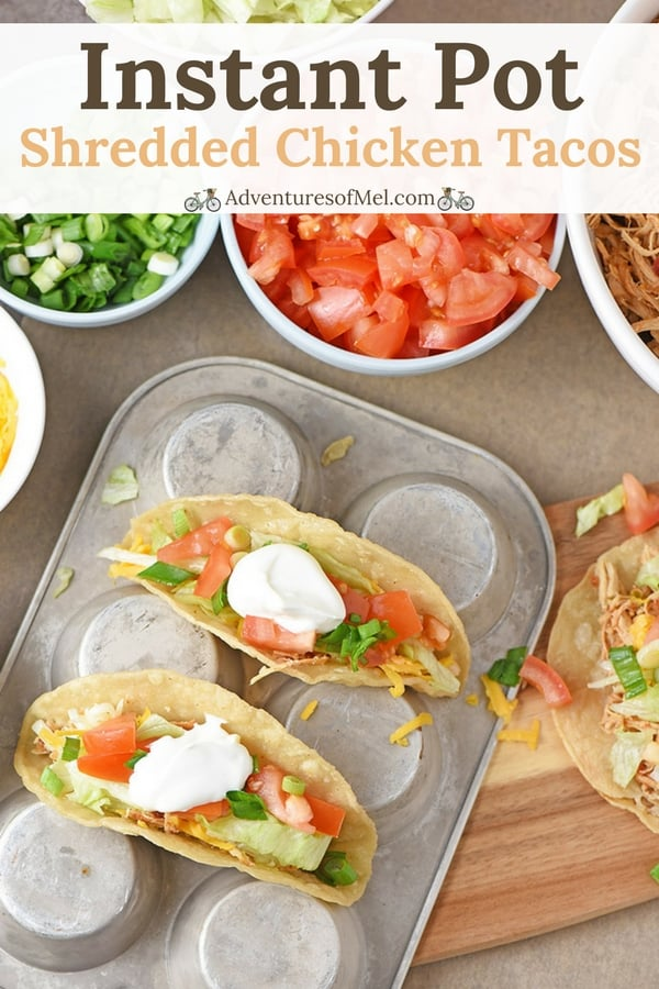 how to make the most delicious chicken tacos with shredded chicken and fresh ingredients