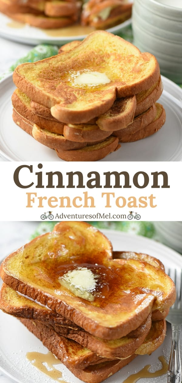 Classic Cinnamon French Toast Recipe