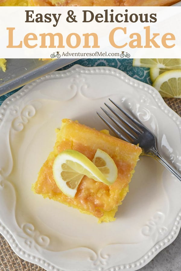 most delicious lemon cake recipe