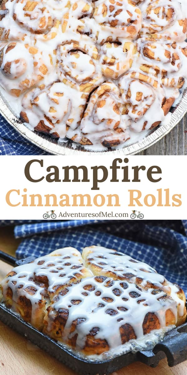 Campfire Cinnamon Rolls Recipe