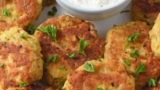 Delicious Salmon Patties Recipe