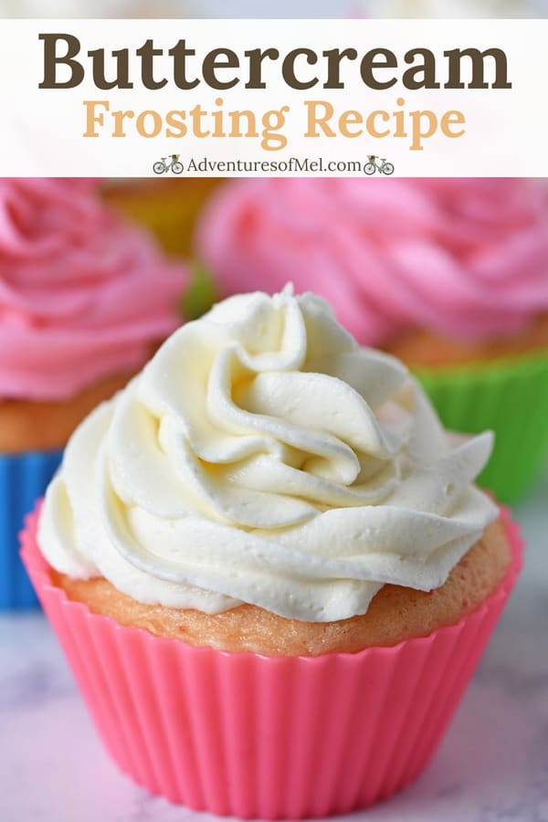 the best buttercream frosting recipe that's easy and delicious