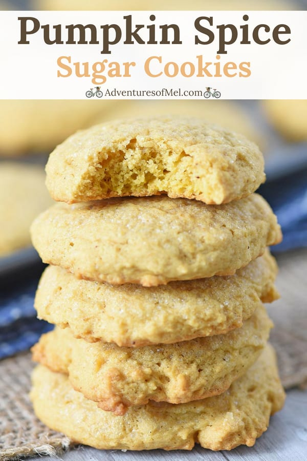 recipe for pumpkin spice cookies