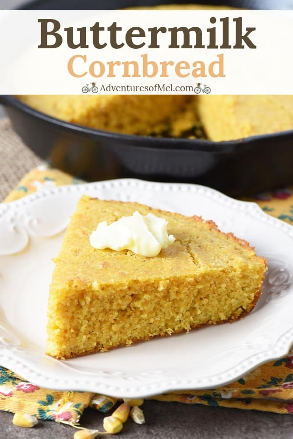 homemade buttermilk cornbread recipe