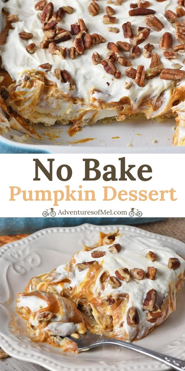 no bake pumpkin dessert recipe
