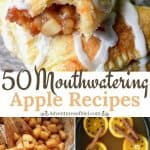 50+ Mouthwatering Apple Recipes