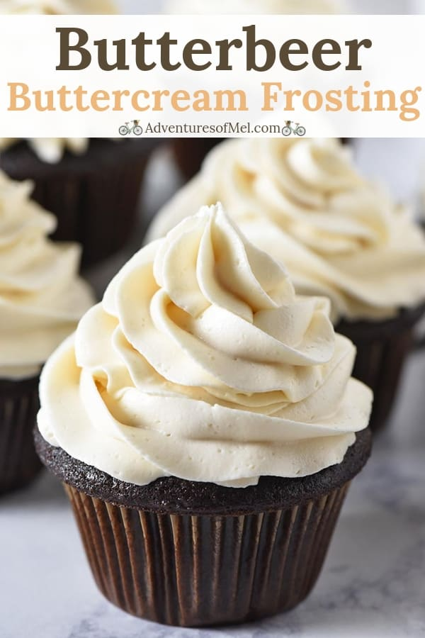 dreamy butterbeer buttercream frosting recipe