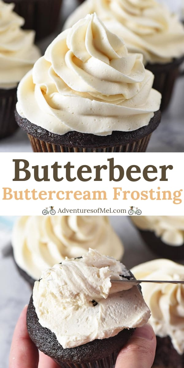 butterbeer buttercream frosting recipe