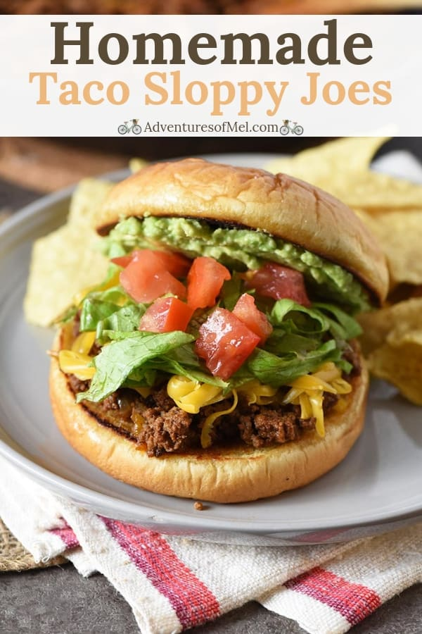taco sloppy joe recipe