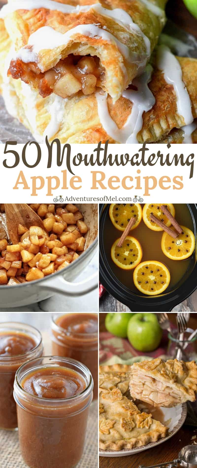 Mouthwatering apple recipes for what to do with apples