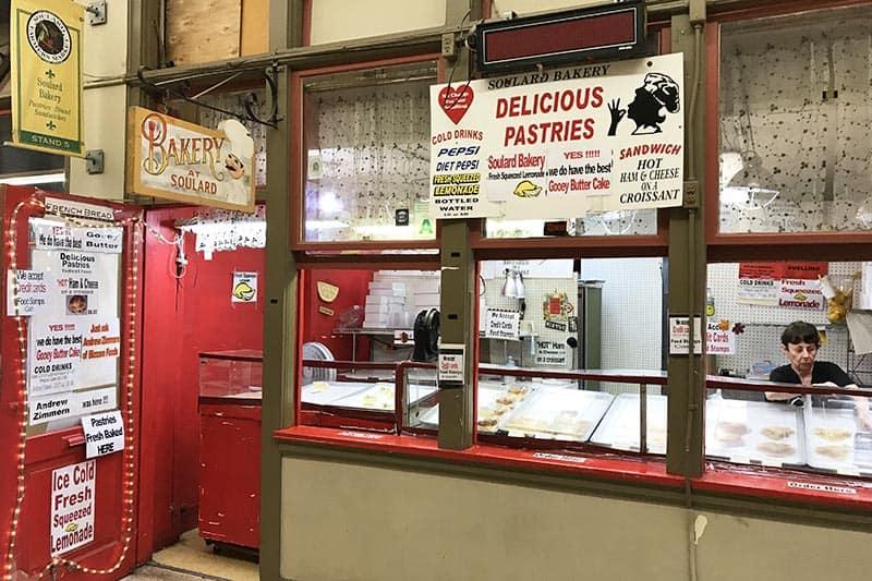 Soulard Bakery at Soulard Market in St. Louis
