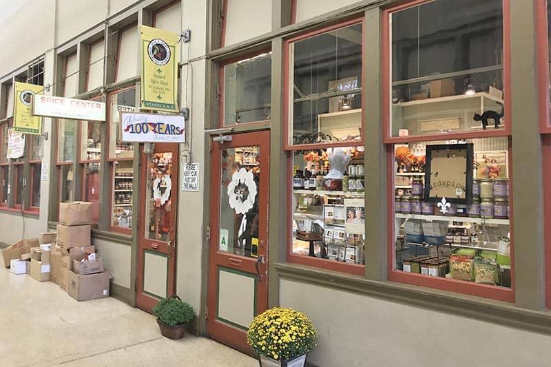Soulard Spice Shop at Soulard Market in St. Louis, Missouri