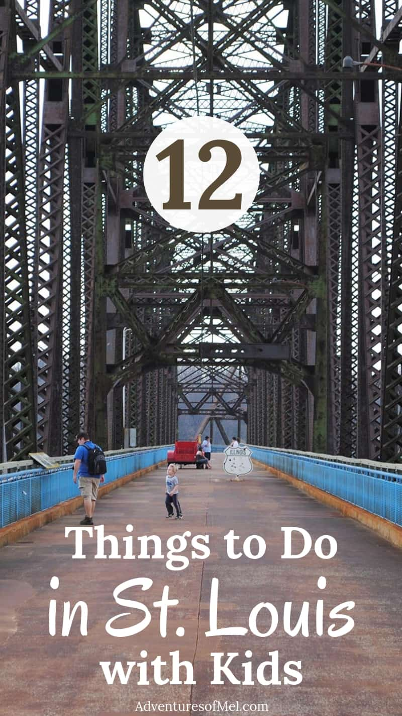 12 fun things to do in St. Louis with kids