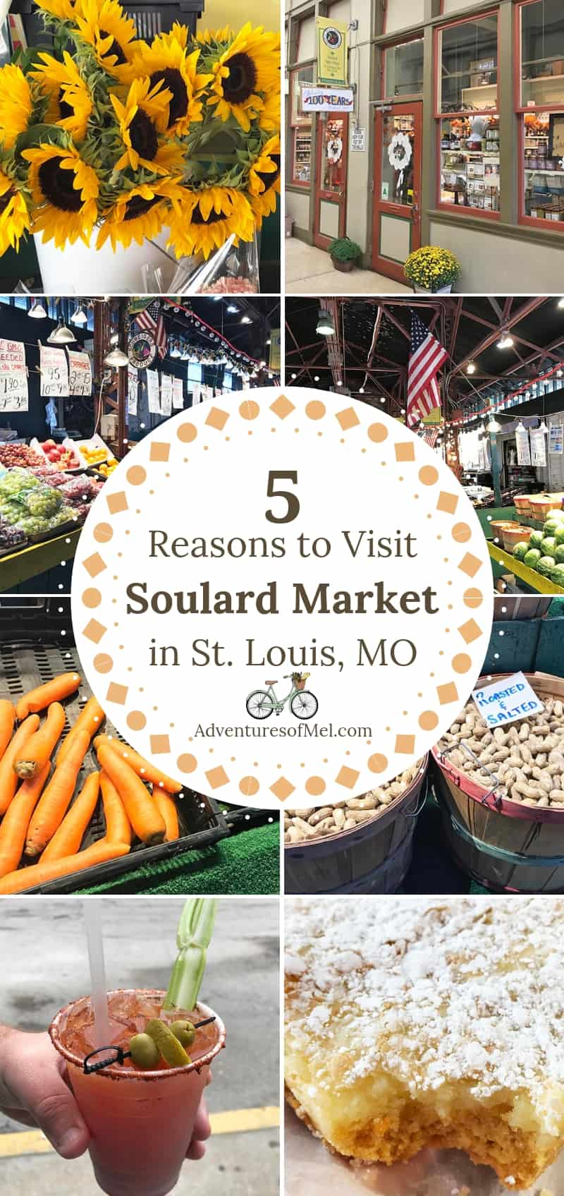 5 reasons to visit Soulard Market in St. Louis, Missouri