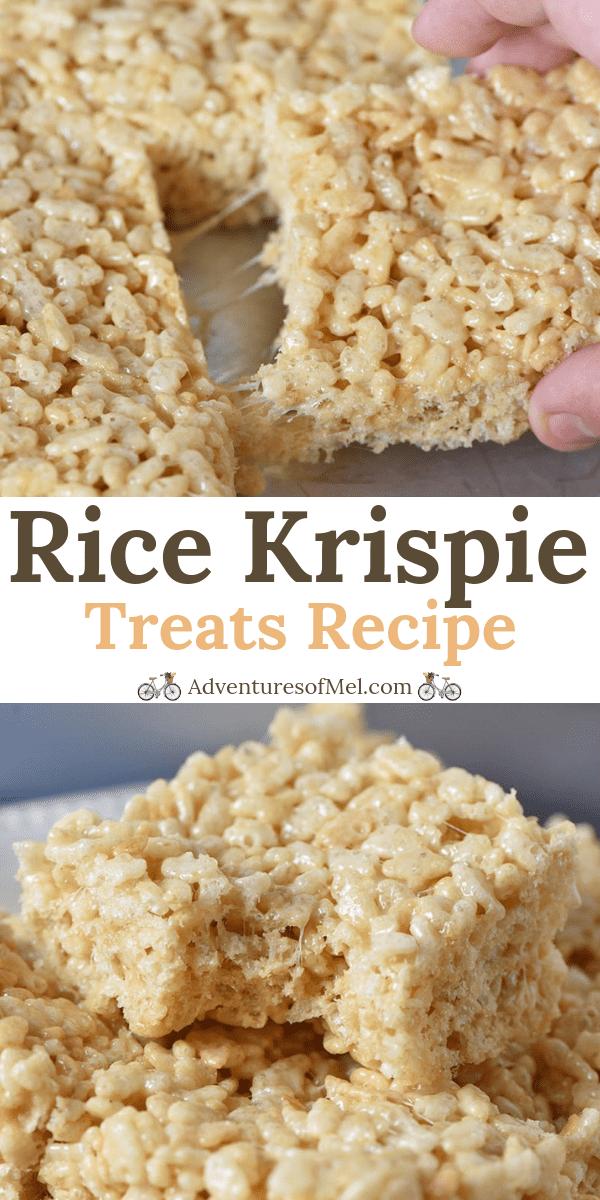 Easy Rice Krispie Treats Recipe