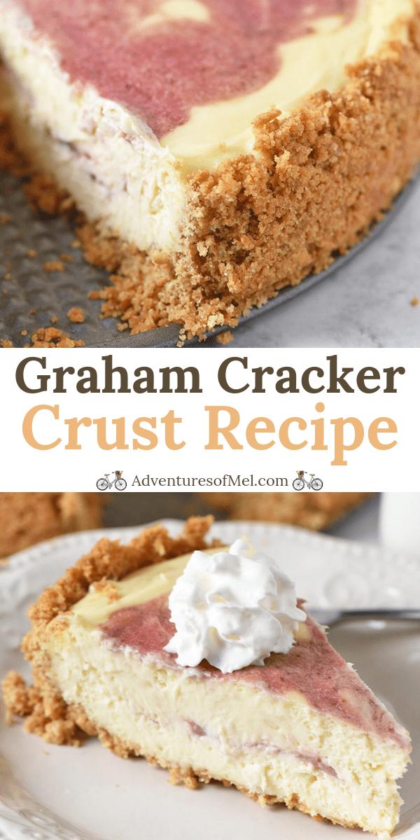 Easy Graham Cracker Crust Recipe