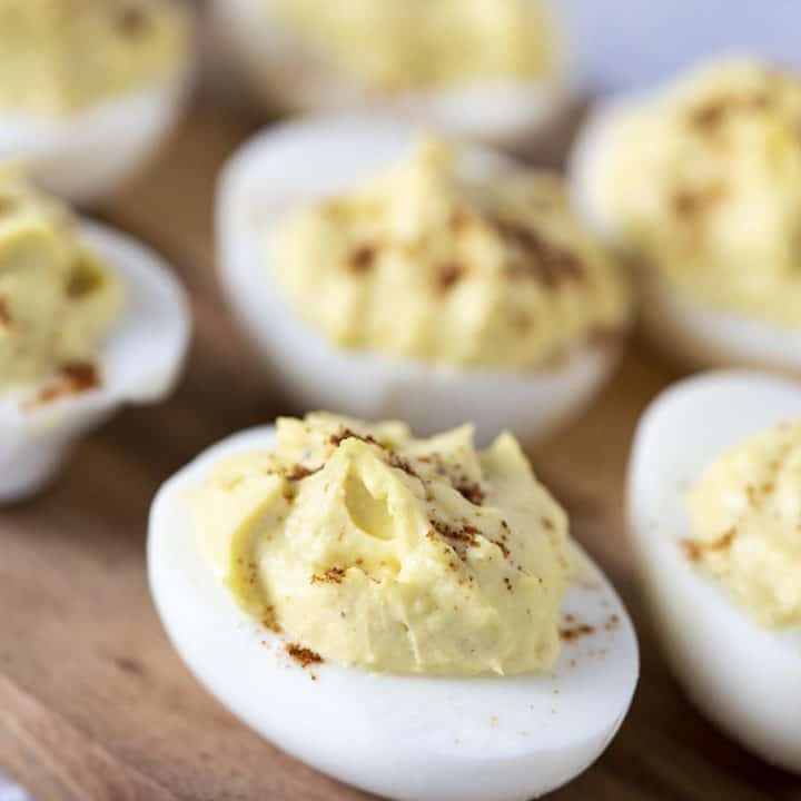 Easy Deviled Eggs in 30 Minutes or Less